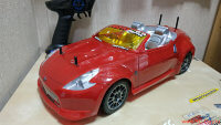 HSP Nissan Fairlady Z34 Roadster