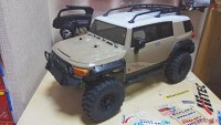 HPI Racing Venture FJ Cruiser