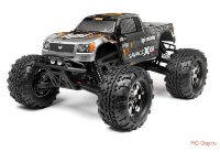 HPI Savage X 4.6 (Silver/Black)