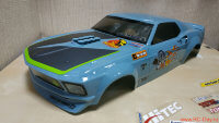 Кузов HPI Ford Mustang 1969