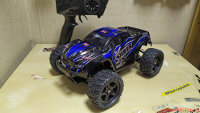 Remo Hobby Smax Brushless + амортизаторы Pro