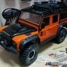 Traxxas TRX-4 Land Rover Defender Adventure Edition