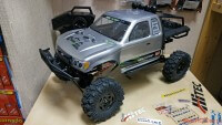 Remo Hobby Trial Rigs Truck